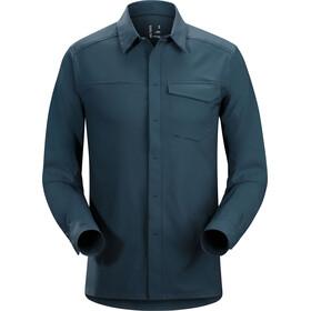 Arc'teryx M's Skyline LS Shirt Nighthawk